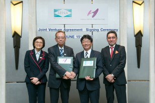 Customer Centric หัวใจแห่งความสำเร็จ แบบฉบับ SENA และ Hankyu Hanshin properties Corp.