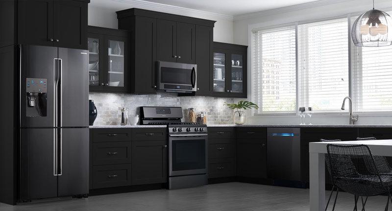 11 ไอเดียแต่งห้องครัวให้สวยคลาสสิคด้วยโทนสีดำ Marketeer