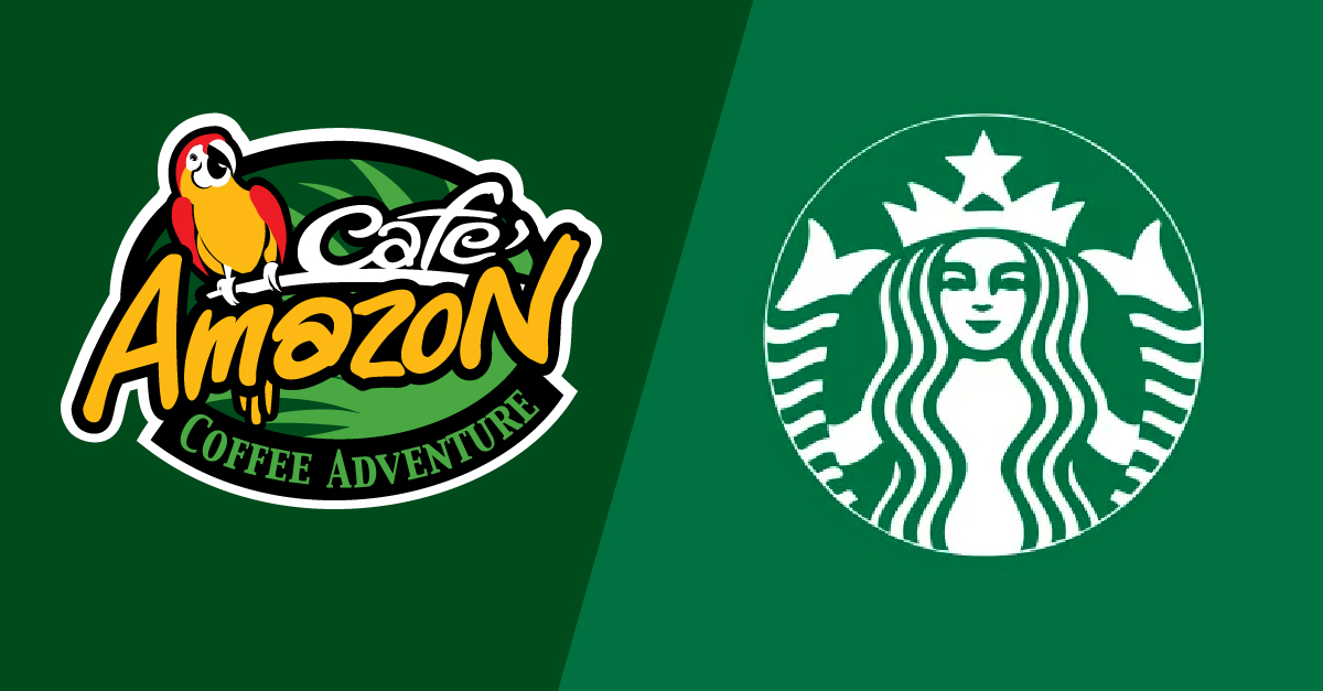 amazon vs starbucks Amazon and starbucks have taken a hit to their reputation after regularly hitting the headlines in recent years for paying low levels of corporation tax.