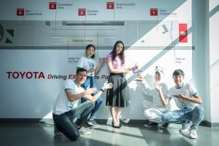 """ถึงเวลาเผยโฉม 3 ทีมผู้พิชิตสนามรางวัล """"Toyota Campus Challenge 2017"""""""