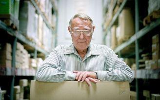 Inkvar Kamprad ผู้สร้างตำนาน IKEA