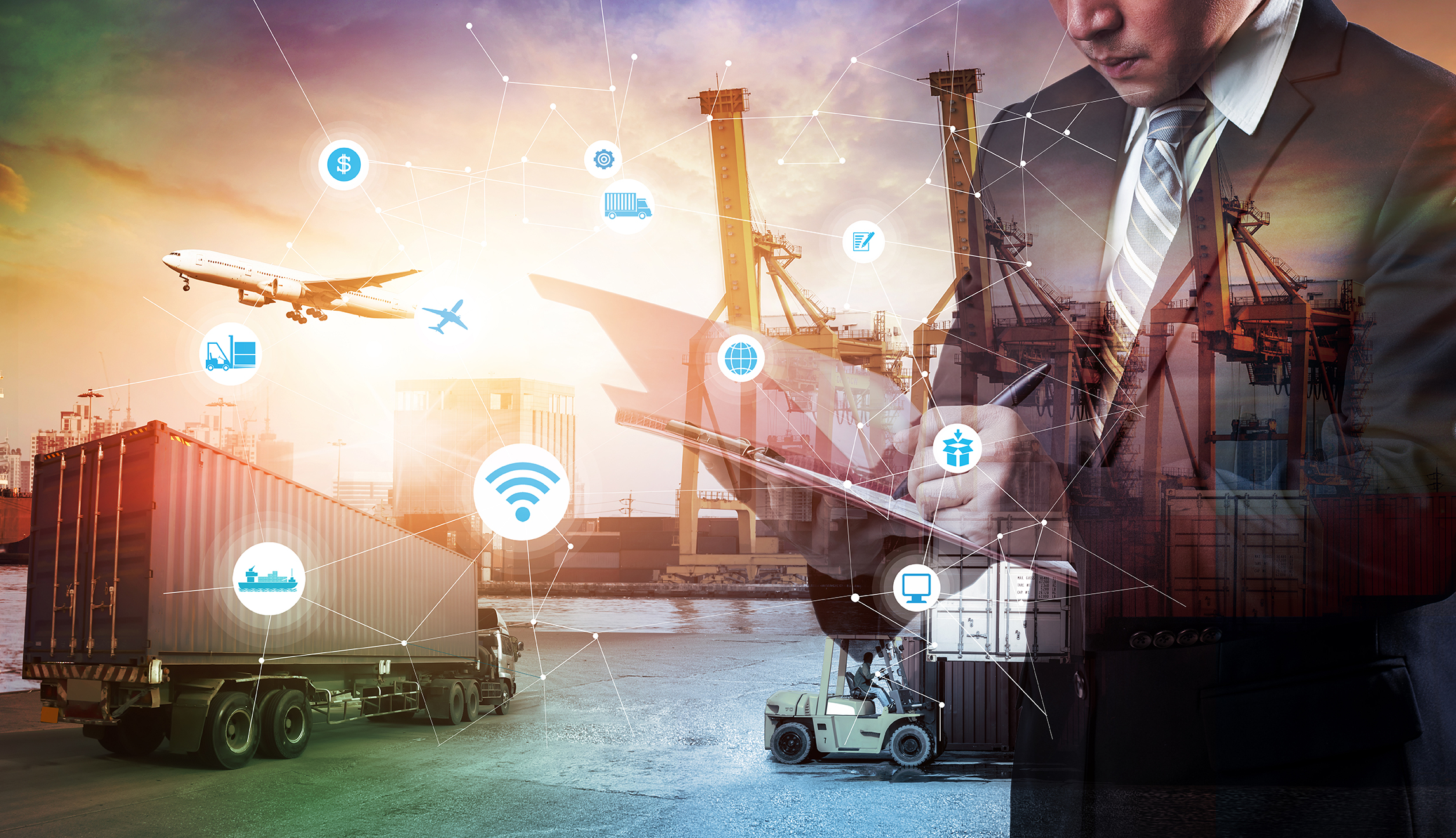 Управление цепочками поставок! Цифровизация локальных и глобальных рынков