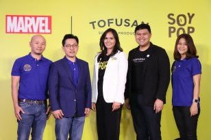 โทฟุซัง จับมือ ดิสนีย์ เปิดตัวผลิตภัณฑ์โฉมใหม่ Marvel สไตล์ใหม่แสนน่ารัก