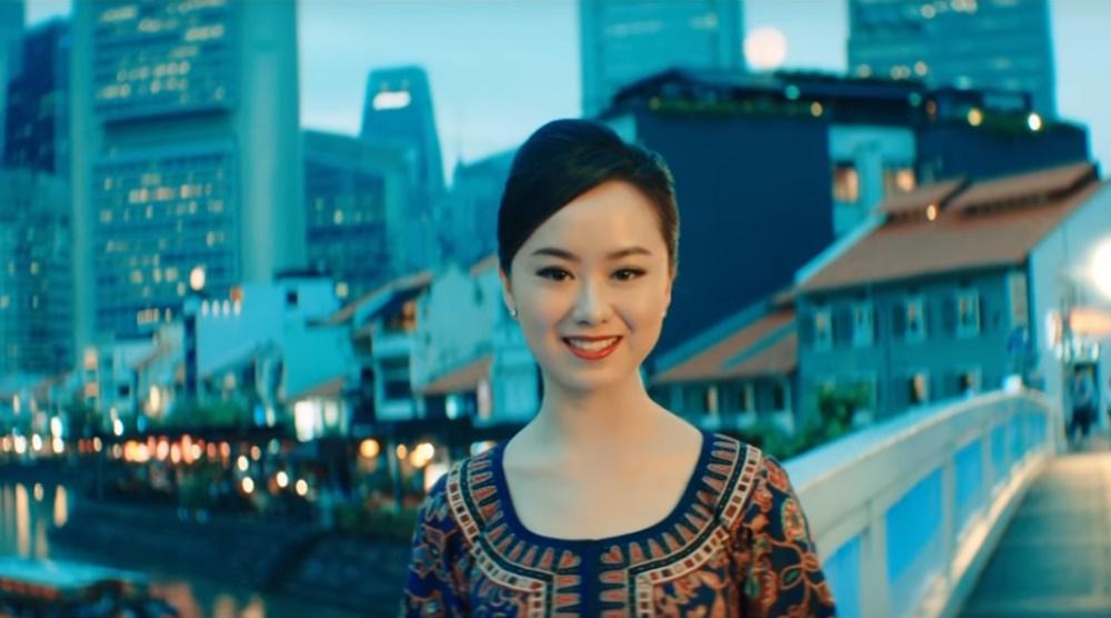 โฆษณา Singapore Airlines