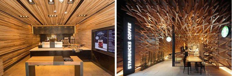 11 ร้านกาแฟ Starbucks ที่ออกแบบมาได้อย่างมีเอกลักษณ์และน่านั่งที่สุดจากทั่วโลก