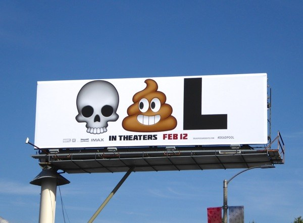 deadpool billboard