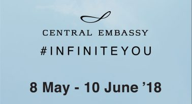 Central Embassy #INFINITEYOU