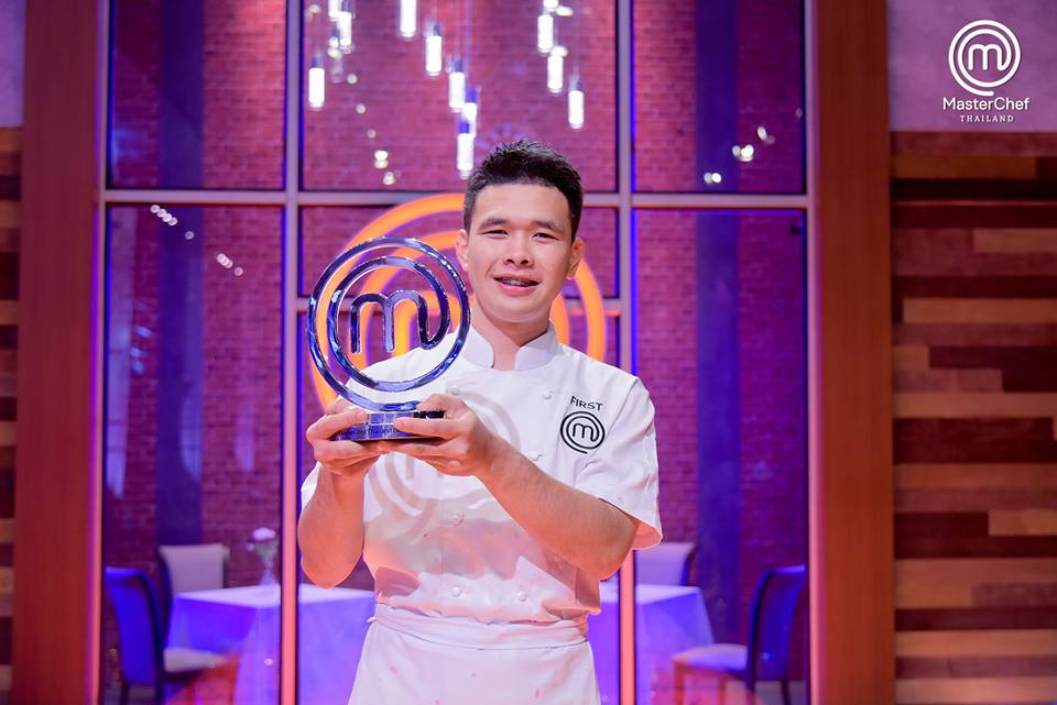 First Masterchef Thailand