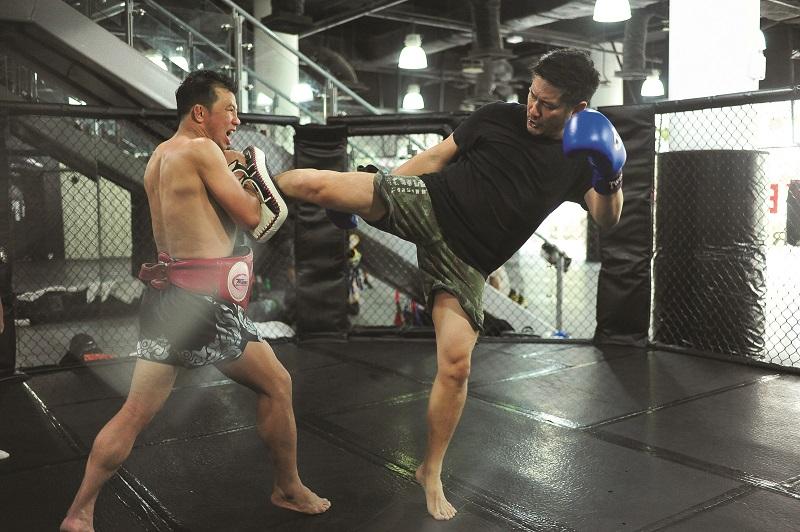 MMA Chatri Kick