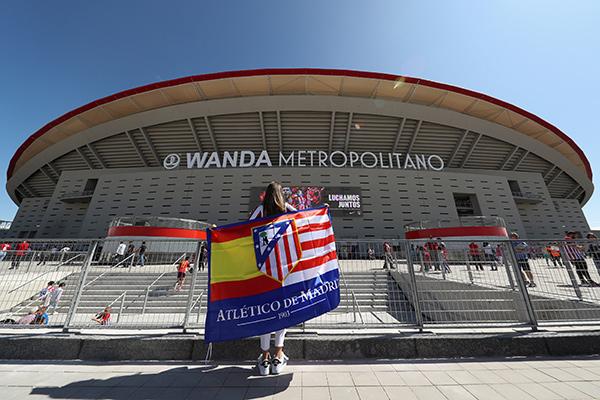 แบรนด์จีน Wanda Atletico