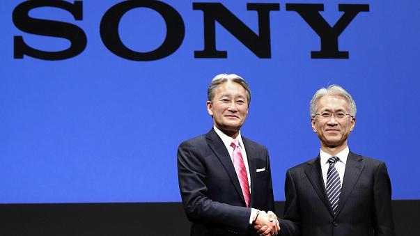 ซื้อหุ้น EMI Sony CEOs