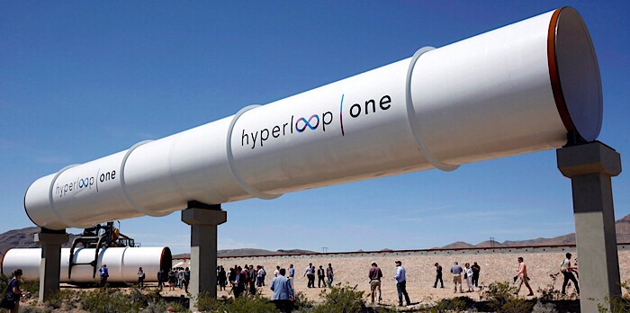Boring Company Hyperloop