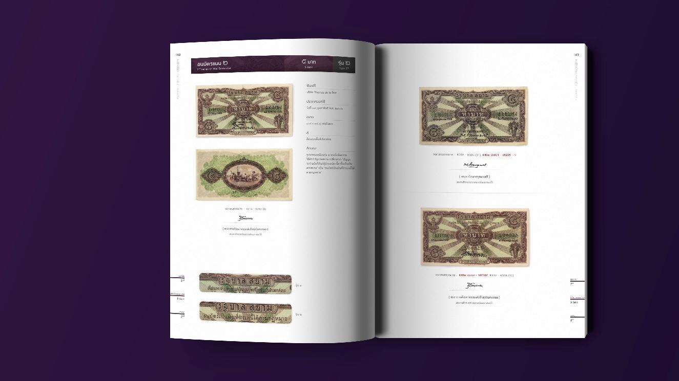 MOCA และธนชาต ร่วมกันเปิดตัวหนังสือธนบัตรไทย รัชกาลทื่ ๔ – รัชกาลที่ ๘  ขุมปัญญาตำนานเงินกระดาษฉบับแรกแห่งสยาม
