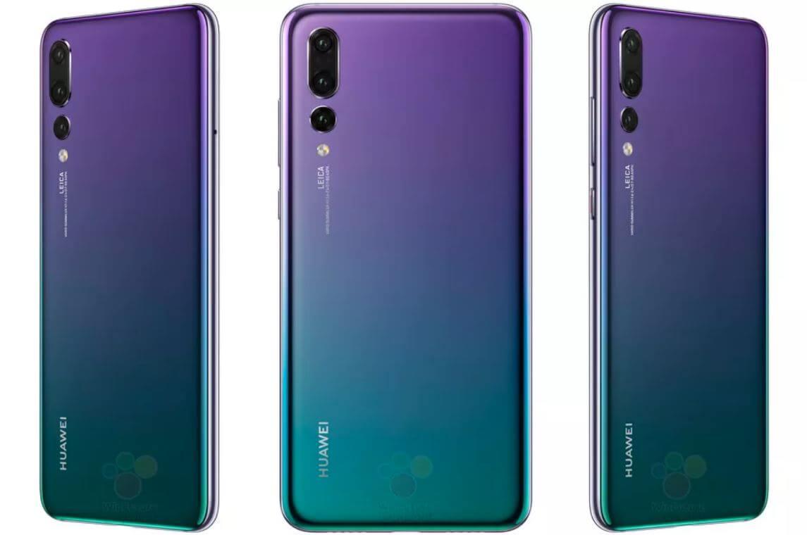 Smartphone แบรนด์จีน Huawei