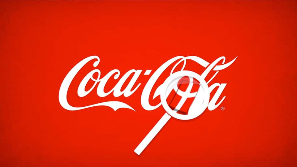 แบรนด์ดัง Coca-Cola Denmark