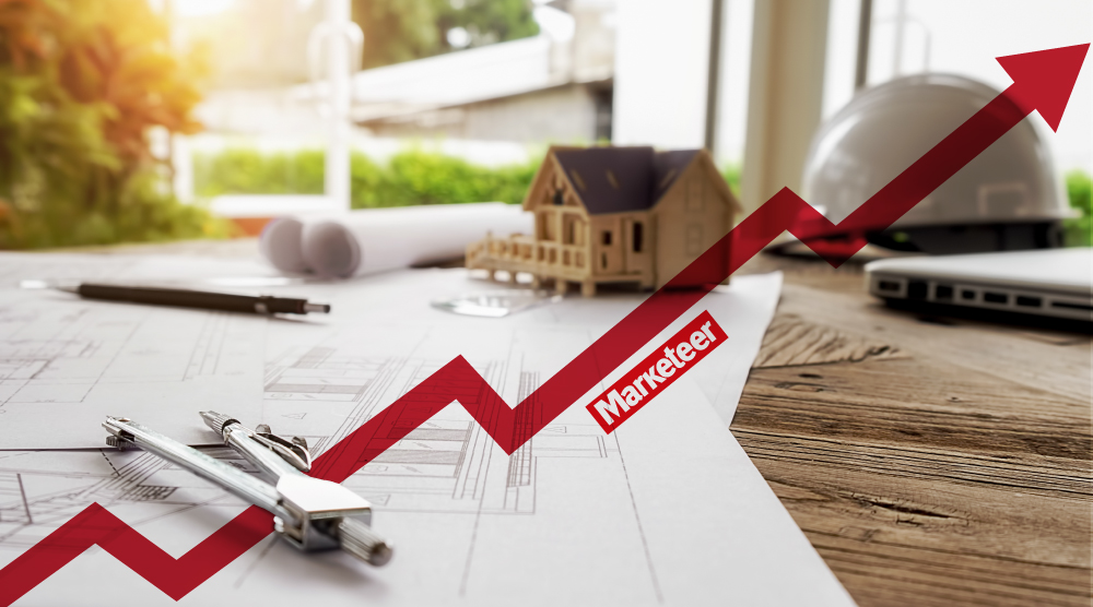 ตลาดธุรกิจรับสร้างบ้าน