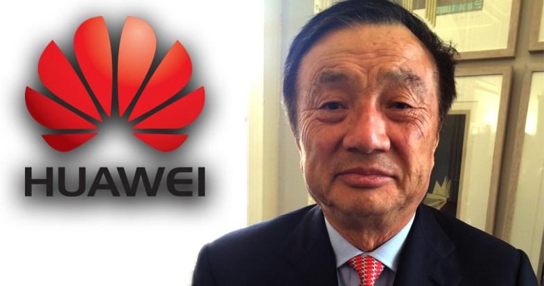 Huawei CEO