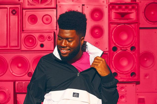 Rapper Khalid