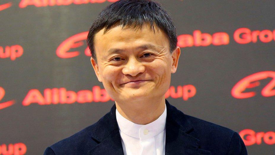 Daniel Zhang Jack Ma