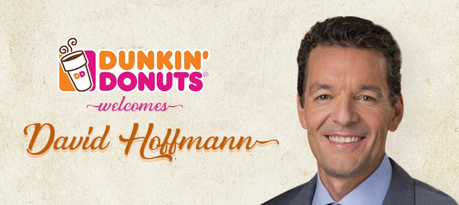 Dunkin' CEO