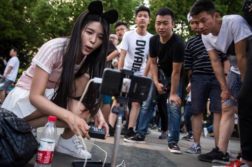 TikTok China Livestream