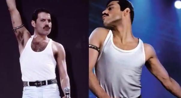 Bohemian Rhapsody Malek Fred