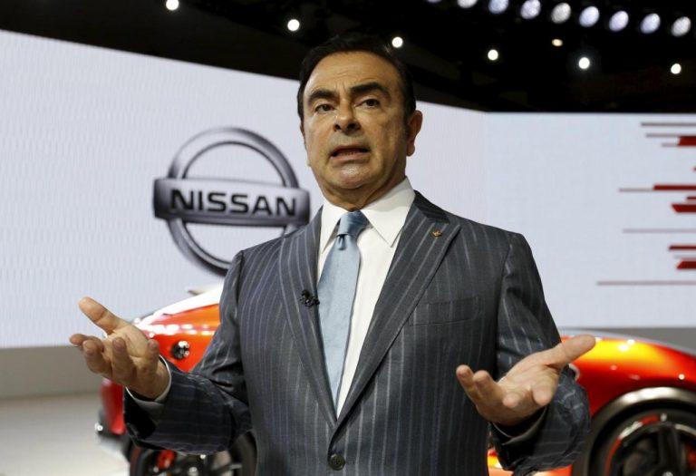 Carlos Ghosn Car