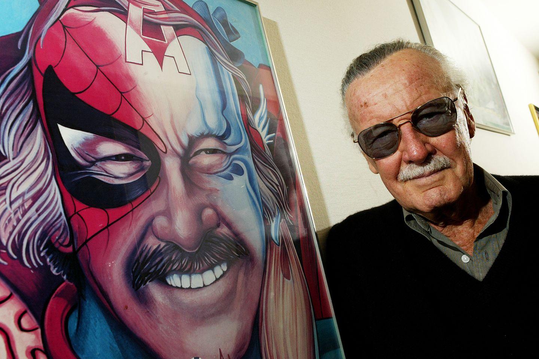 Stan Lee Inside