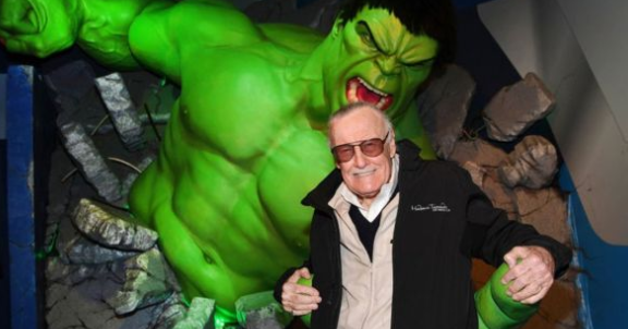 Stan Lee Hulk