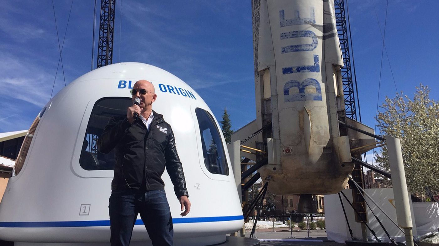 Virgin BlueOrigin